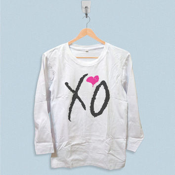 Long Sleeve T-shirt - XO Drake Beyonce The Weekend Fresh Lil Wayne