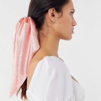 Long Pony Scarf Scrunchie | Urban Outfitters