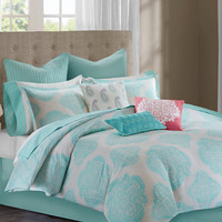 Echo Bindi Twin/Twin XL Duvet Mini Set - Bedding Collections - Bed & Bath - Macy's