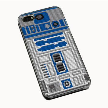 Star Wars R2D2 lego IPhone 5 | 5S 5C 4 | 4S Case