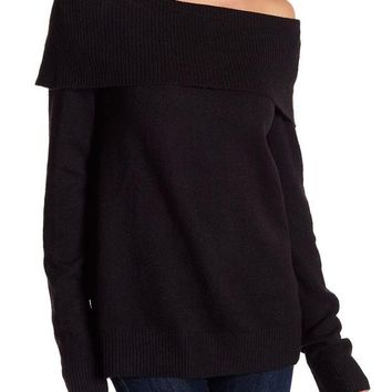 DCCKHB3 Abound | Off-the-Shoulder Knit Sweater