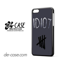 Idiot 5sos Hater For Iphone 5C Case Phone Case Gift Present