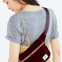 Herschel Supply Co. Fifteen Velvet Belt Bag - Urban Outfitters