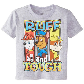 Paw Patrol - Rough and Tough Toddler T-Shirt