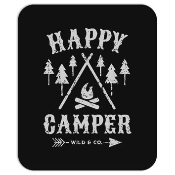 happy camping Mousepad