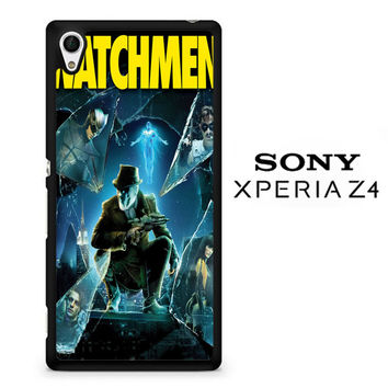 Watchmen The Movie Z0592 Sony Xperia Z4 Case