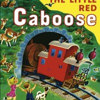 The Little Red Caboose (Little Golden Book)