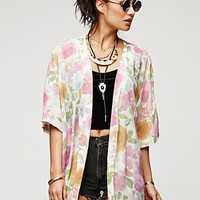 Saltwater Gypsy Vintage Floral Duster Kimono at PacSun.com