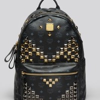 MCM Backpack - Stark M Stud Small | Bloomingdales's