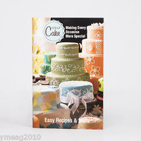 Cricut Cake Cookbook >> Brand-New <<