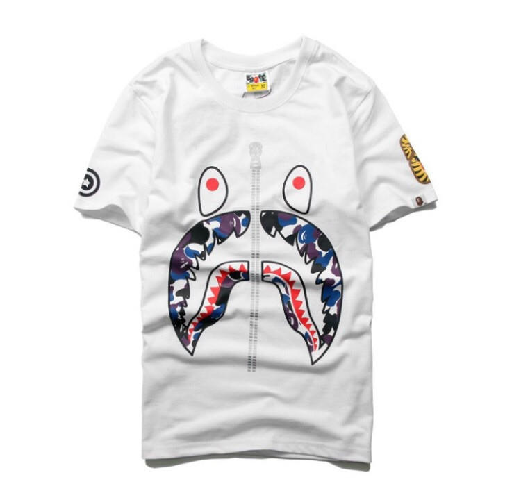 Zip Face Bape T Shirt From Epic Wishlist