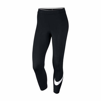Nike Swoosh Cropped Pants - JCPenney