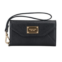 MICHAEL Michael Kors  iPhone® 5s and 5 Saffiano Clutch