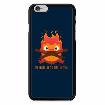 Howl S Moving Castle 2 iPhone 6 Case