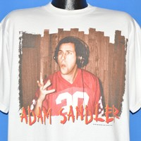 90s Adam Sandler The College Tour 1997 t-shirt Extra Large