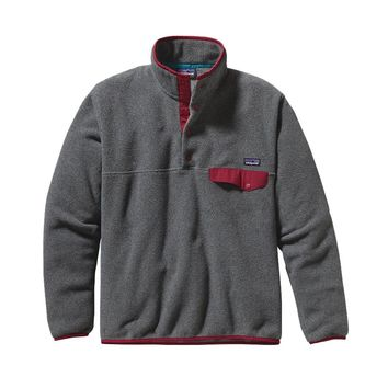 Patagonia - M's Lightweight Synchilla® Snap-T® Pullover