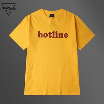 Hotline Short Sleeve T-shirt