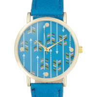Women's Feathers & Arrows Watch, 38mm