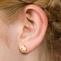 fredflare.com | 877-798-2807 | mini elephant earrings