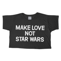 MAKE LOVE NOT WARS