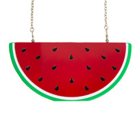 WATERMELON CLUTCH