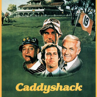 Caddyshack 27x40 Movie Poster (1980)