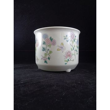 Cho Cho San Francisco Porcelain Planter