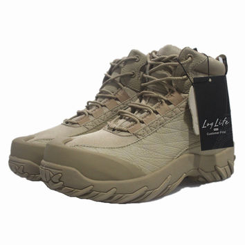 Military army Boots new outdoor tactical combat boots desert military boots special forces boots US7-12