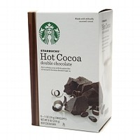 Starbucks Hot Cocoa Hot Cocoa Mix Double Chocolate | Walgreens
