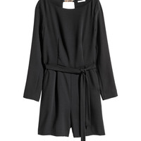 Short Jumpsuit - from H&M