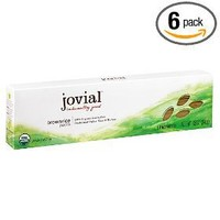 Jovial Organic Brown Rice Spaghetti, 12-Ounce Packages (Pack of 6)