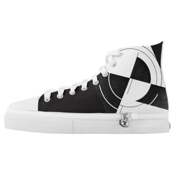Scope View -High Tops High-Top Sneakers