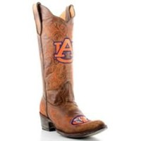 Sheplers: Auburn University Gameday Cowboy Boots - Pointed Toe