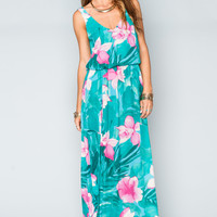 Show Me Your Mumu ~ Kendall Maxi Dress ~ Lei