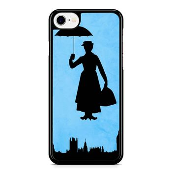 Mary Poppins iPhone 8 Case