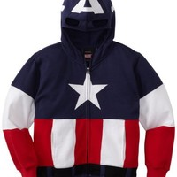 Captain America Boys' Cap