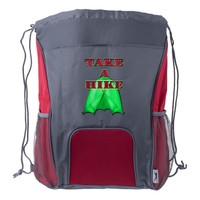 Take A Hike Camping and Travel Bag