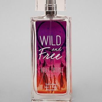 Wild and Free Amber Sundance Fragrance