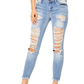 Serenade Girlfriend Ankle Jeans