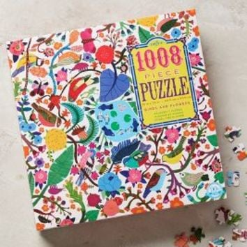 Animal Collage Puzzle by Anthropologie