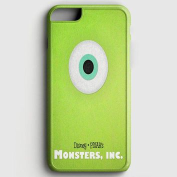 Monster Inc Green Mike iPhone 6 Plus/6S Plus Case | casescraft