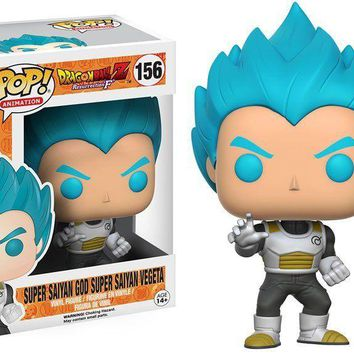 Funko Pop! Animation: Dragonball Z - Super Saiyan God Super Saiyan Vegeta -10699