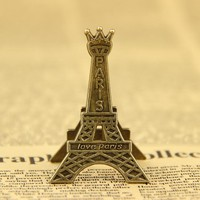 1 PCS Paris Eiffel Tower Metal Clips for Message Decoration Photo Office Supplies Accessories