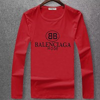 Boys & Men Balenciaga Fashion Casual Top Sweater Pullover