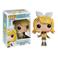 Vocaloid - Kagamine Rin - Pop! Vinyl Figure - Vaulted
