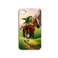 Legend of Zelda Horse Phone Case Cute Link iPhone Cover Video Game Classic Cool