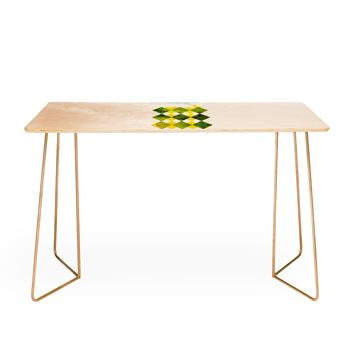 Robert Farkas Elegant Forest Desk