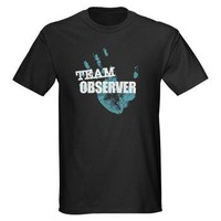 Fringe TV Series Team Observer T-shirt from 404 Not Found at Other Peoples T-Shirts | See t-shirts other people are creating & wearing.