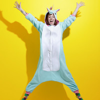 Japanese Unicorn Kigurumi Onesuit - FF Exclusive