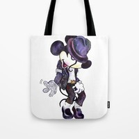 POP STAR - Mickey  Mouse Tote Bag by Salome
